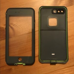 LifeProof iPhone 7 Plus case